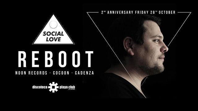 Social Love Crew 2ºAniversario: REBOOT (Galicia)
