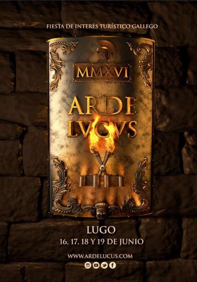Arde Lucus 2016 (Galicia)