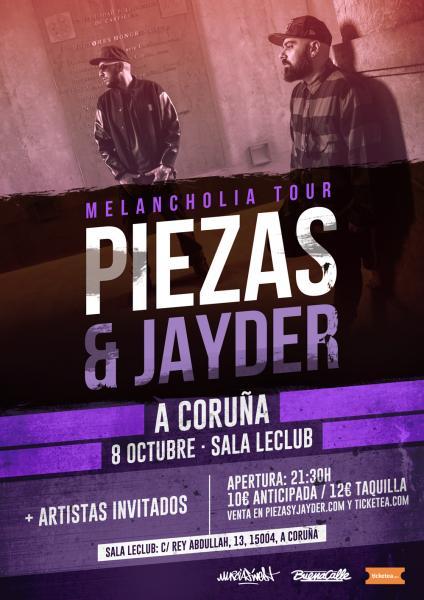 Piezas & Jayder (Galicia)