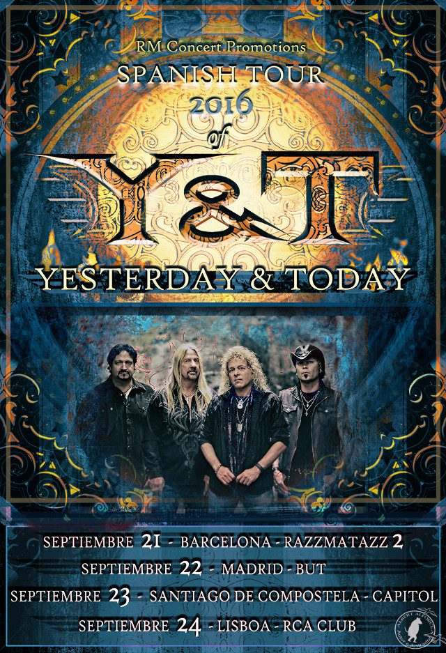 Y&T (Yesterday & Today) (Galicia)