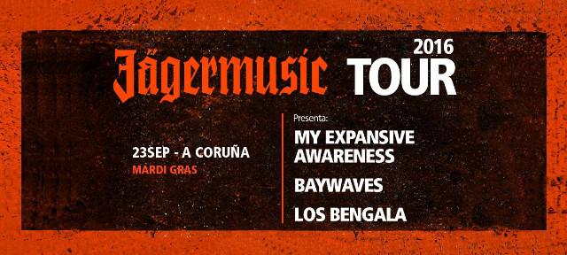 Jägermusic Tour (Galicia)