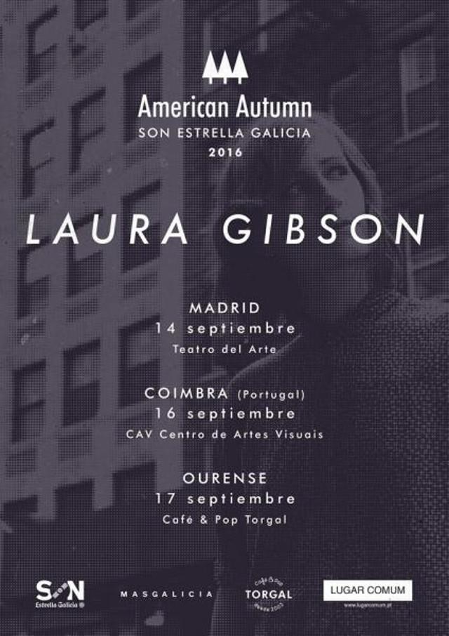 Laura Gibson (Galicia)