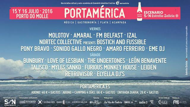 Portamérica 2016 (Galicia)