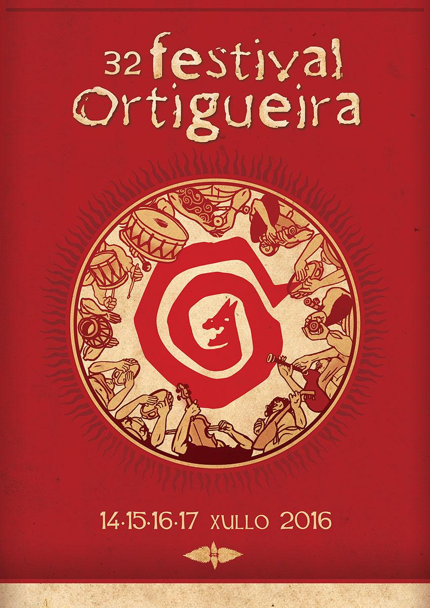 Festival de Ortigueira 2016 (Galicia)