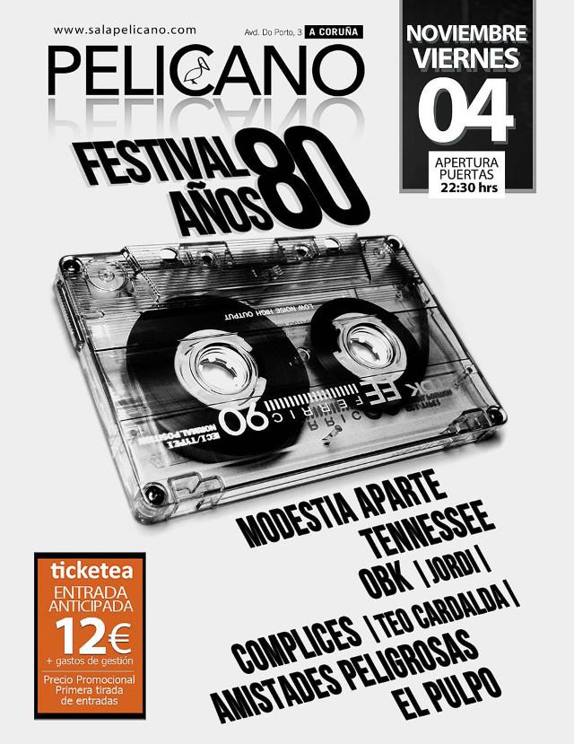 Festival Años 80 (Galicia)