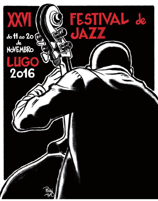 XXVI Festival de Jazz de Lugo (Galicia)
