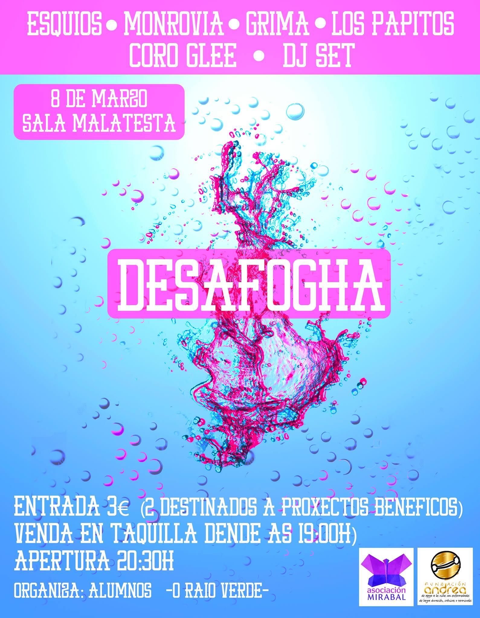 Desafogha Fest (Galicia)