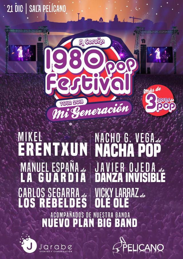 1980 Pop Festival (Galicia)