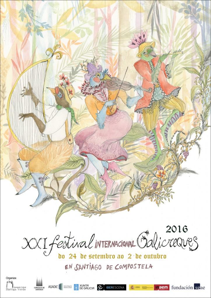 XXI Festival Internacional Galicreques (Galicia)