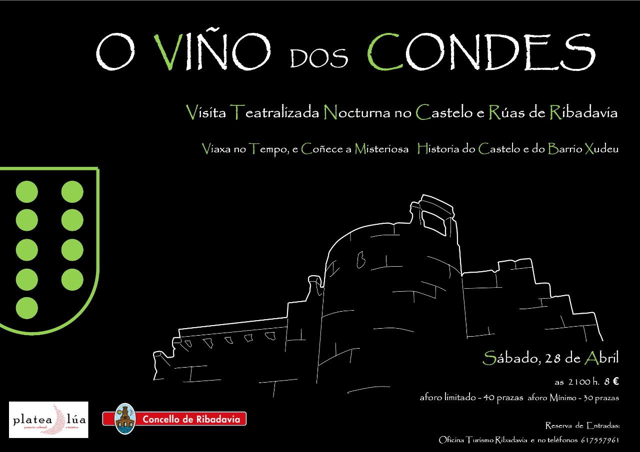 O VIÑO DOS CONDES (Galicia)