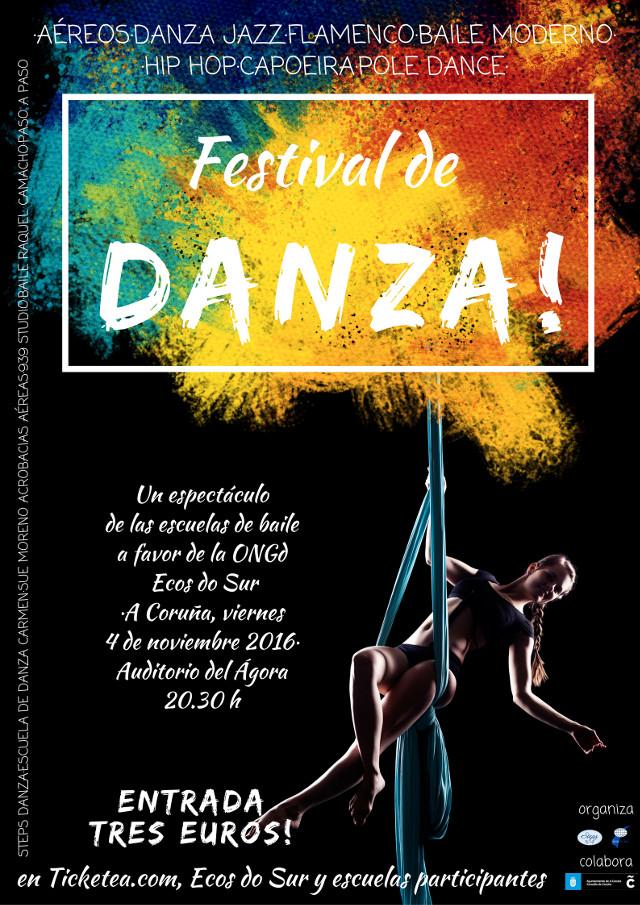Festival de danza Ecos do Sur (Galicia)