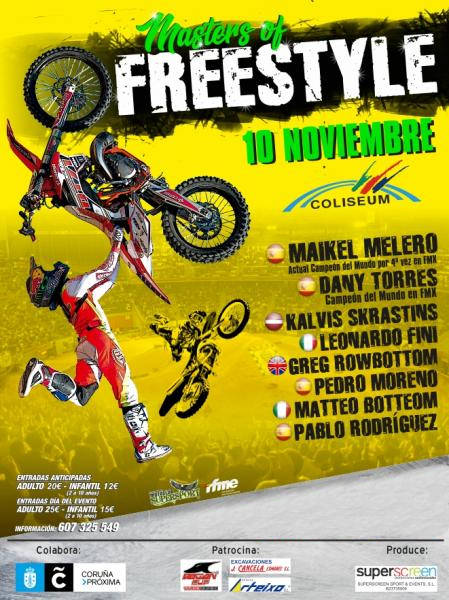 Masters of Freestyle (Galicia)