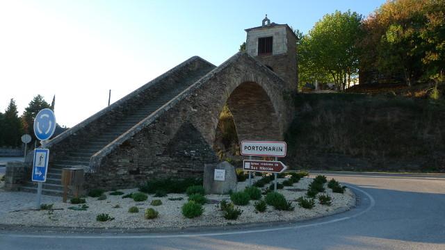 Portomarín (Galicia)
