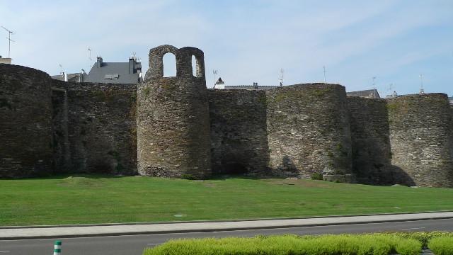 Muralla Romana de Lugo (Galicia)