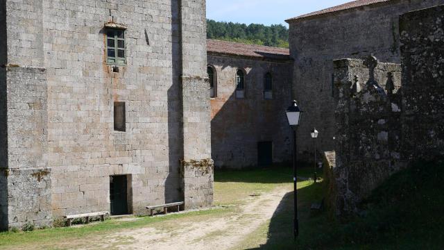 Mosteiro de Oseira (Galicia)