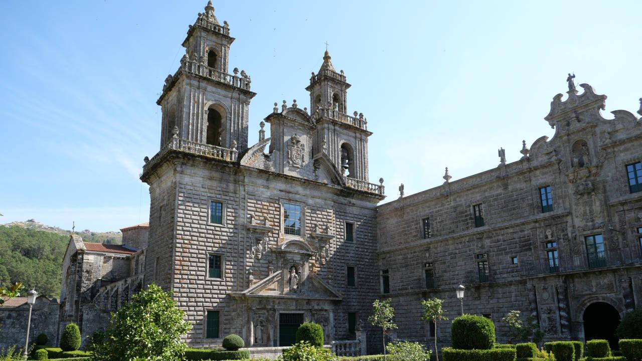 Mosteiro de Oseira ()