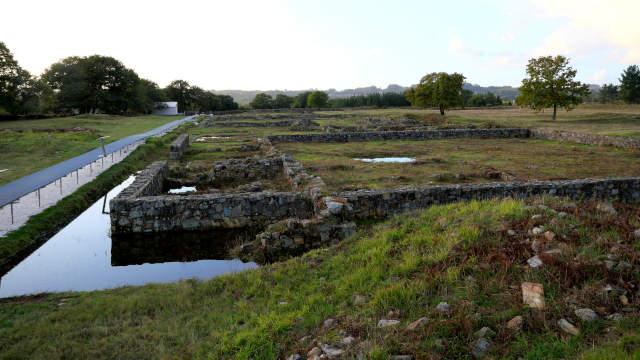 Campamento Romano de Ciadella (Galicia)