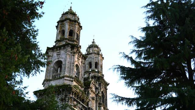 Mosteiro de Sobrado (Galicia)