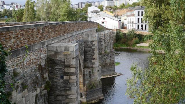 Ponte Romana de Lugo (Galicia)