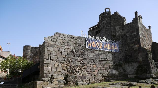 Castelo dos Condes Sarmiento (Galicia)