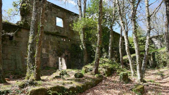 Mosteiro de Trandeiras (Galicia)
