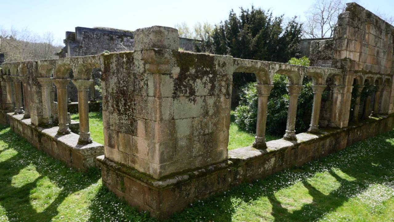 Mosteiro de Trandeiras (Félix González)