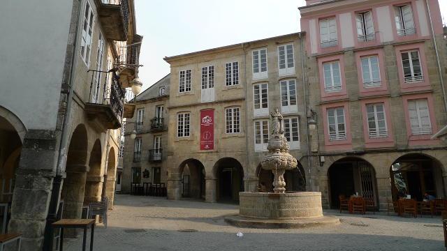 Centro de Interpretación da Muralla (Galicia)