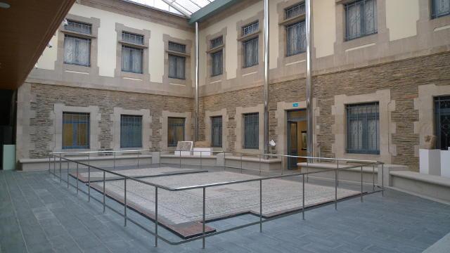 Museo Provincial de Lugo (Galicia)