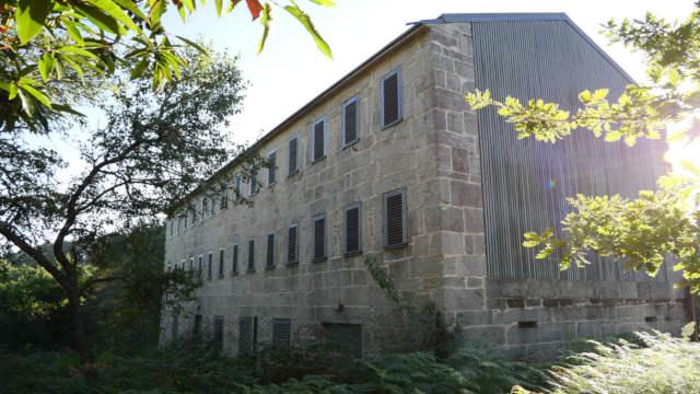 Museo da Fábrica do Papel de Lavandeira (Galicia)