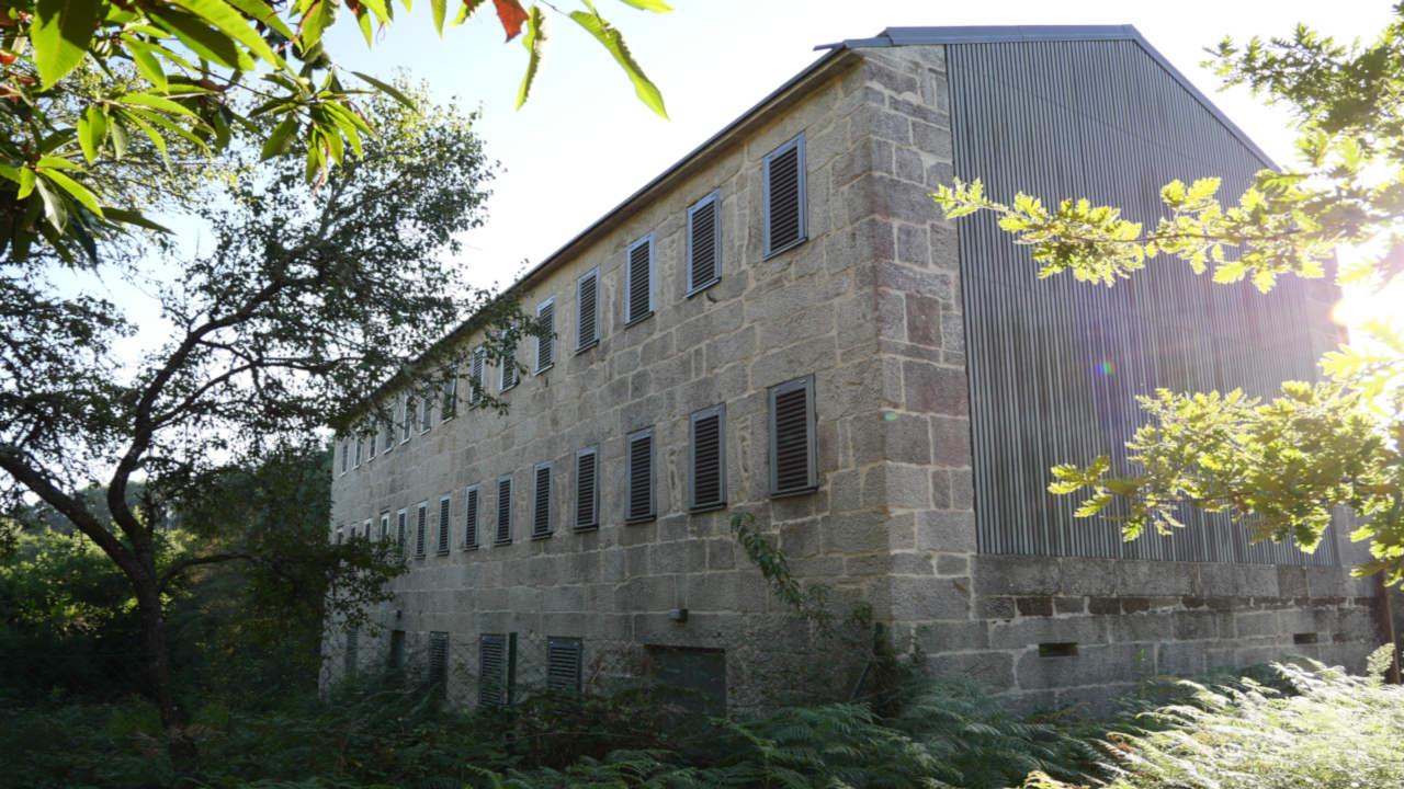 Museo da Fábrica do Papel de Lavandeira