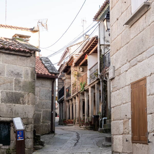 Rúa de San Roque