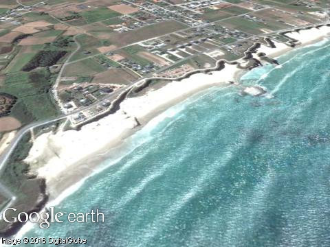 Praia de Lóngara (Galicia)