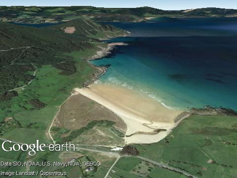 Praia de Esteiro (Galicia)