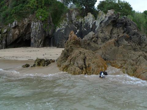 Praia de Xilloi (Galicia)