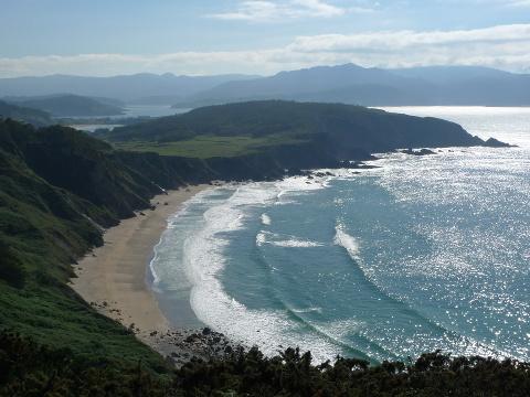 Praia do Sarridal (Galicia)