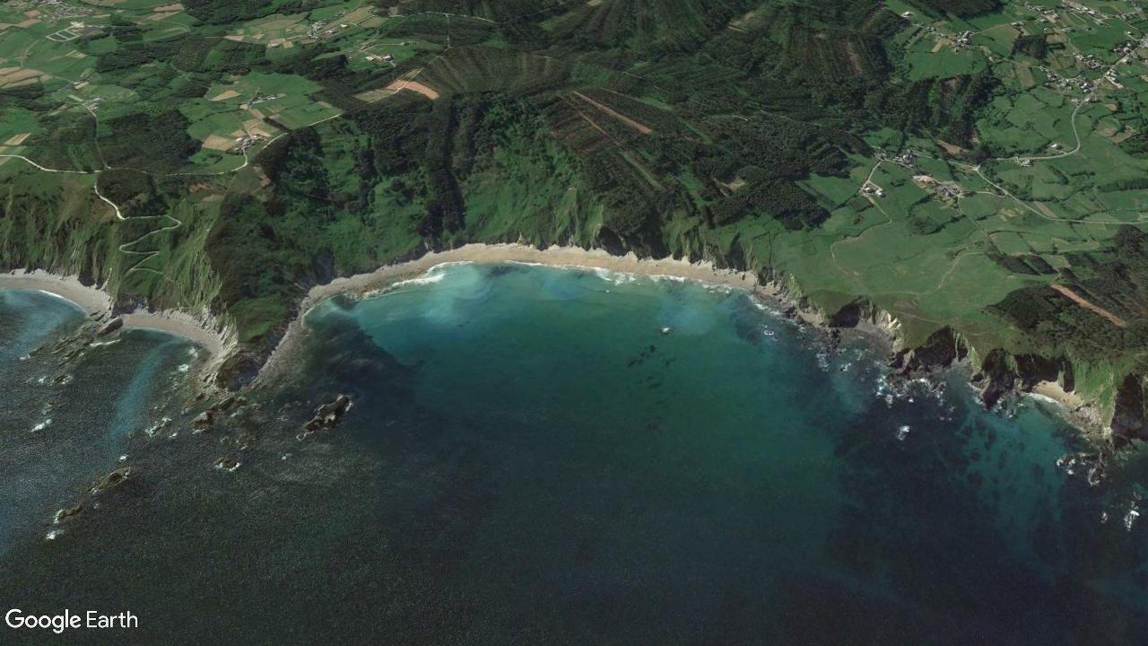 Praia do Sarridal