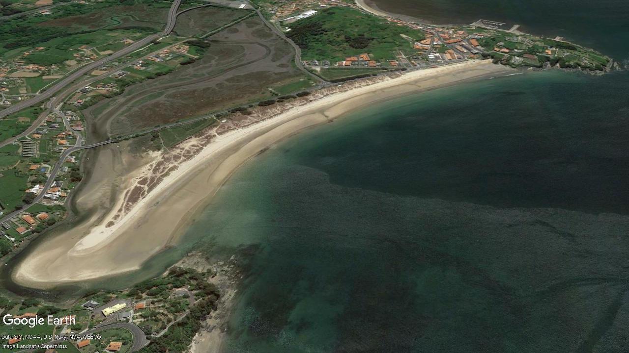 Praia Grande de Miño