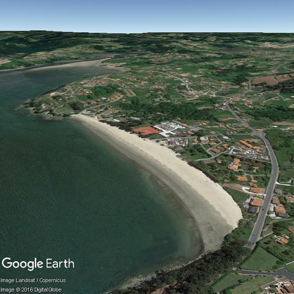 Praia de Gandarío