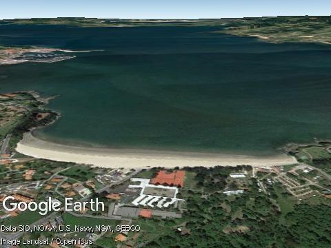 Praia de Gandarío (Galicia)