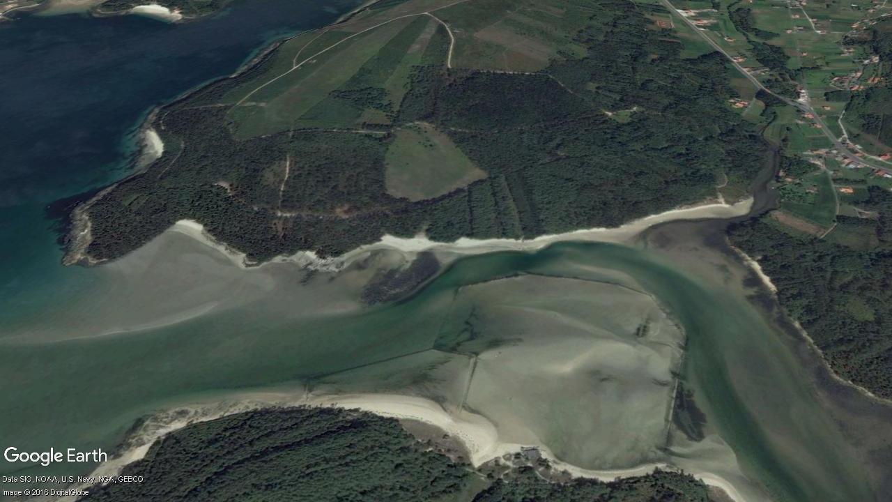 Praia do Ariño