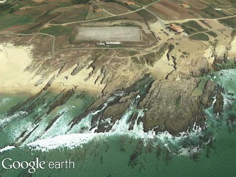 Praia das Furnas (Galicia)