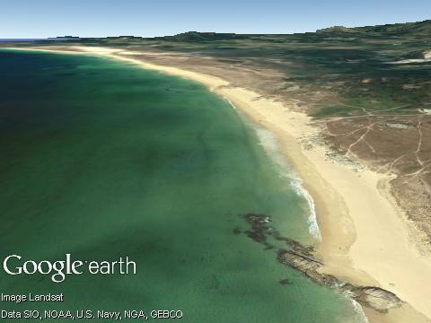 Praia de Vilar (Galicia)
