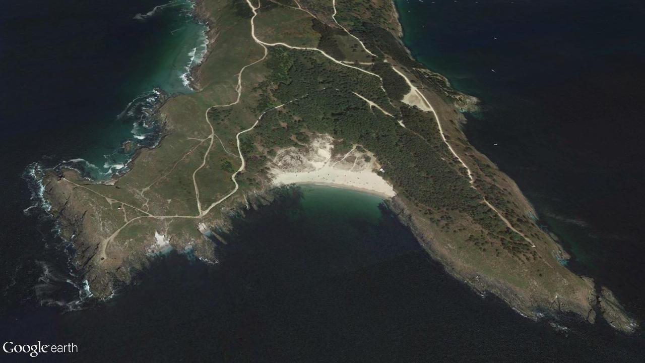 Praia de Melide