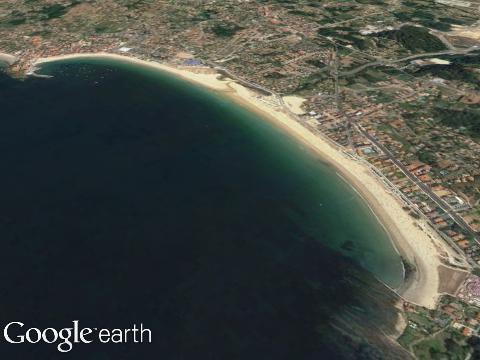 Praia América (Galicia)