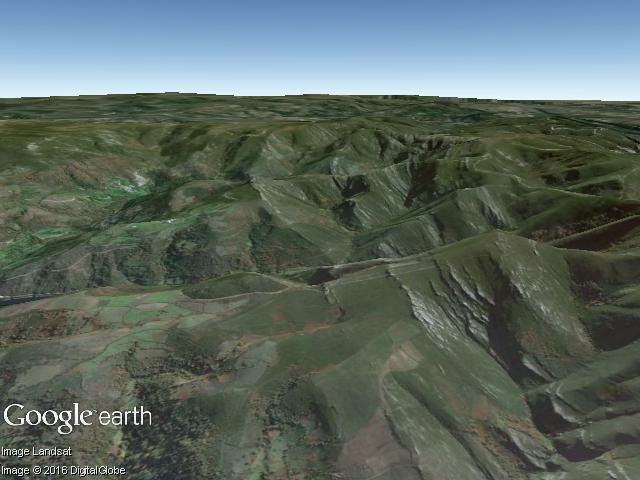 Serra de Queixa (Galicia)