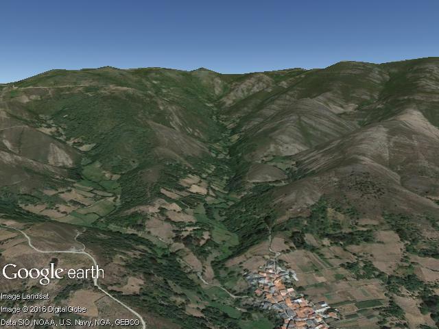 Serra de San Mamede (Galicia)