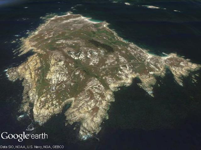 Illa de Sálvora (Galicia)