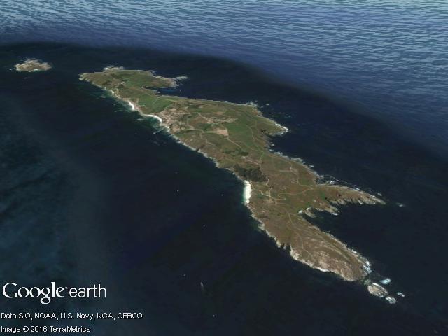 Illas de Ons (Galicia)