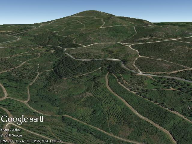 Monte Xiabre (Galicia)