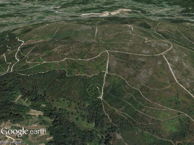 Monte Castrove (Galicia)